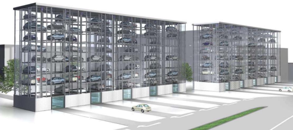 Parkstory Partower 3D Render concept