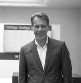 black and white picture of Steffen Nussbaum
