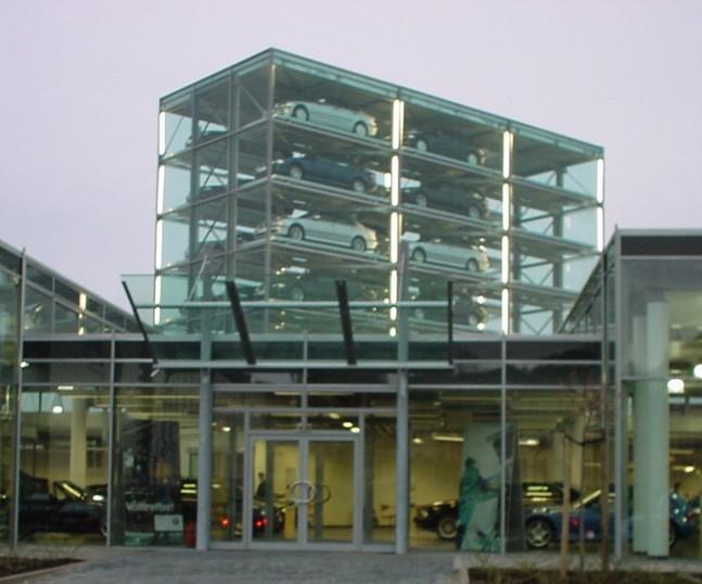 BMW Cloppenburg, Bielefeld, Deutschland, 1999
