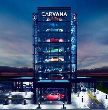 Carvana, Pittsburgh (USA), 2019