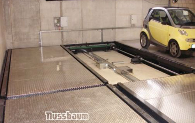 Retrofitting solutions for conventional garages
