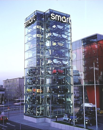 SMART, Hamburg, Deutschland 2000